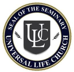 Starting your own Universal Life Church