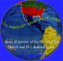 The Universal Life Church Seminary has students from around the globe.