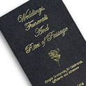 Weddings, Funerals and Rites Book available through the Seminary store