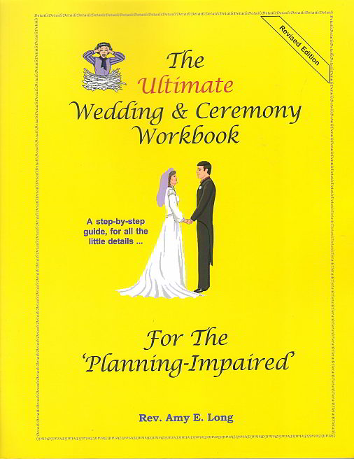 Wedding Ceremony Book