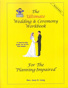 Wedding and Ceremony Workbook